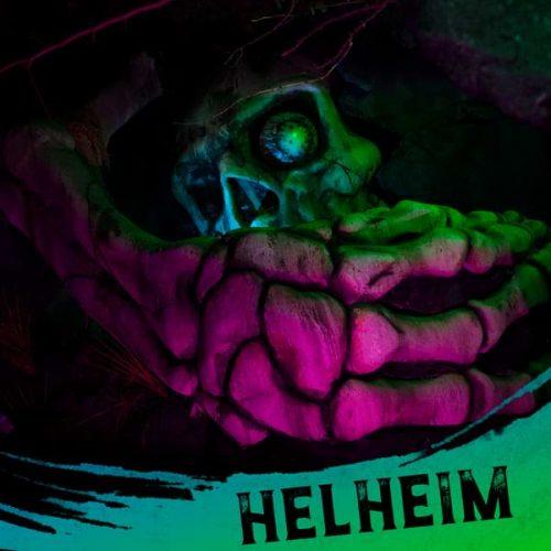 Nightmare on 13th Helheim attraction