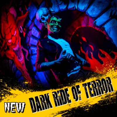 Nightmare On 13th Attraction Dark Ride Of Terror