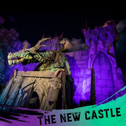 Nightmare on 13th Castle and Dragron